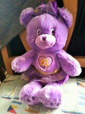 RARE Smart Friendly  Disney Princess Rapunzel Plush Bear #12310 with tush tags