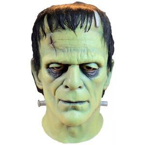 Frankenstein Mask Costume Mask Adult Bride of Frankenstein Halloween