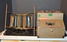 Antique Geoscope Model FR5  GEOSCOPE INC.Continental CONOCO OIL CO.