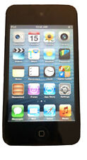 Apple iPod touch 4th Generation Black (8GB) Bundle