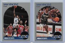 1990-91 NBA HOOPS  MICHAEL JORDAN  WEARING #12 SAM VINCENT #223 90-91