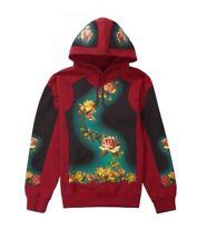 SUPREME x Jean Paul Gaultier Hoodie Cardinal S/S '19 Size Large