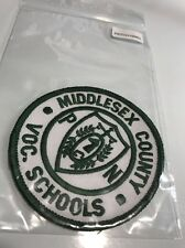 Middlesex County Vocational School Patch (patch10063)