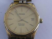 (ref165EK E) Men's Wristwatch Working Tissot PR 100