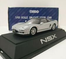 EBBRO 1/43 Honda NSX Silver