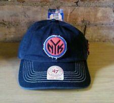 bdbca1a64 New York Knicks'47 Brand NBA Fan Cap, Hats for sale   eBay