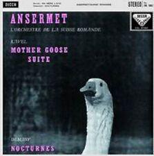 Ernest Ansermet, Ravel Ma Mere L Oye De. Mother Goose  180 Gram Vinyl LP. Sealed