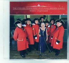 (DU910) The Chelsea Pensioners ft Brenda Sokell, White Christmas - 2010 DJ CD
