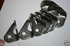 Fusion Bolt Hangers 10mm STAINLESS STEEL 5600Lb package of 7