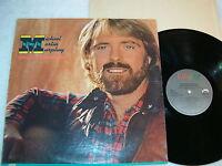 Michael Martin Murphey - Self-Titled S/T, 1982 Country LP, Nice VG++!, RCA Club