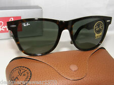 New Authentic Ray Ban Sunglasses RB 2140 902 RB2140 54mm Made In Italy