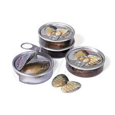 Wholesale Lot of 5 Wish Pearl Oysters in Can Party Favor