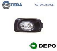 DEPO RIGHT FOG LIGHT LAMP 217-2031R-UEN I NEW OE REPLACEMENT