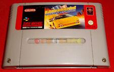 LAMBORGHINI AMERICAN CHALLENGE Super Nintendo Versione PAL - SOLO CARTUCCIA - GN