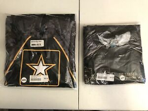 "NHRA US ARMY RACING"" 8X TOP FUEL CHAMP' UNIFORM STYLE HOODIE & T SHIRT SIZE 3X"
