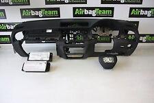 Skoda Fabia 2014 - On Airbag Kit Driver Passenger Dash Board Seat Belts