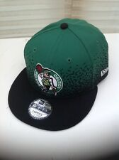 New Mens Boston Celtics NBA Cap Size M/L