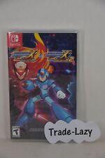 NEW Switch Rockman Megaman Rock Mega Man X Legacy Collection 1+2 (US, JAP/ ENG)