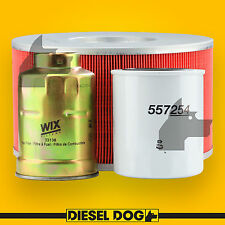 Air Oil Fuel Filter Kit Toyota Landcruiser HDJ100 4.2L 1HD-FTE  Diesel Dog 60006
