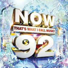 Various Artists : Now That's What I Call Music! 92 CD 2 discs (2015) Great Value