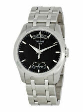 Tissot Stainless Steel Band Adult Wristwatches