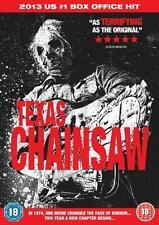 TEXAS CHAINSAW [2013] Alexandra Daddario*Tania Raymonde Cult Horror DVD *EXC*