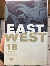 East of West #18 - FIRST PRINTING - VG  (March 2015, Image)