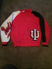 Vintage Indiana Hoosiers Logo Athletic Large Lightweight Jacket Vintage NCAA