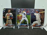 2018 Topps Chrome Update Baseball YOU Pick #HMT1-100 COMPLETE YOUR SET FREE SHIP