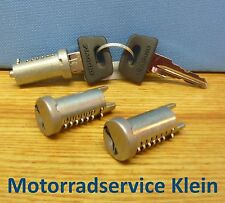 Lock Set Genuine for Piaggio Zip SSL 25 TT AC 92-96 SSL1T