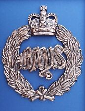 Large Scale 2ND QUEEN'S DRAGOON GUARDS (THE QUEEN'S BAYS) BADGE Model