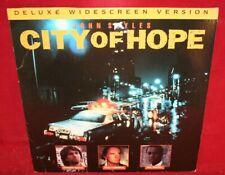 Laserdisc R * City of Hope * Vincent Spano Tony Lo Bianco Stephen Mendillo