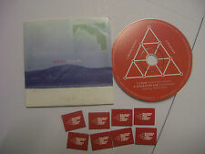 BAJINDA BEHIND THE ENEMY LINES Money To Burn EP 2009 Russian CD + Promo Magnets!