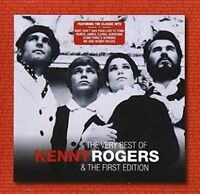 KENNY ROGERS & THE FIRST EDITION The Very Best Of CD BRAND NEW Fanfare