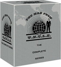 MAN FROM U.N.C.L.E.: THE COMPLETE SERIES (41PC) - DVD - Region 1