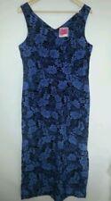 Spring V-Neck Floral Dresses for Women