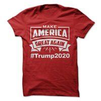Donald Trump President T-Shirt Making Make America Great Again Election 2020