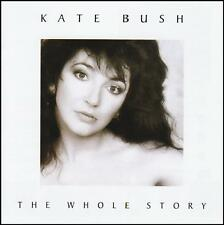 KATE BUSH - THE WHOLE STORY CD ~ WUTHERING HEIGHTS ~ GREATEST HITS / BEST *NEW*
