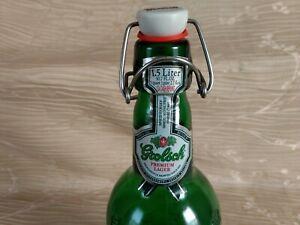 Grolsch Style Beer Tapa para Botella de Cerveza SODIAL Tapa de Botella de Vidrio Oscilante Tapa de Botella de Cerveza Abatible Botella de Soda 15 Piezas