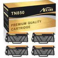 4PK Compatible for Brother TN850 TN820 Toner HL-L6200dw MFC-L5800dw MFC L5900dw