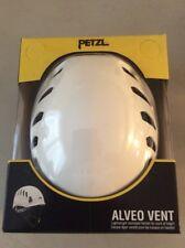 Petzl Alveo Vent Rock Climbing Helmet White New A20VWA