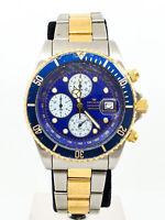 Orologio Cronografo PRYNGEPS CR761/B acciaio uomo Quarzo 408ve19