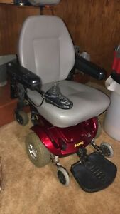 used jazzy power chair
