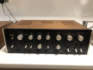 Sansui solid state stereo amplifier AU-888
