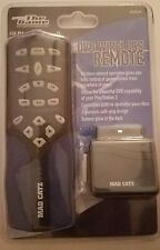 PlayStation 2 Universal DVD Remote Mad Catz