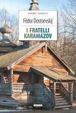 I FRATELLI KARAMAZOV Fedor Dostoevskij LIBRO NUOVO CRESCERE EDIZIONI