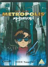 METROPOLIS DVD WB