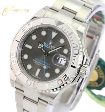 Rolex Yacht-Master Automatic Men's Watch 40mm -  Stainless Steel/Platinum