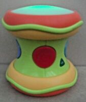 Early Learning Centre ELC Musical DRUM Changing Coloured Lights Wacky Sounds