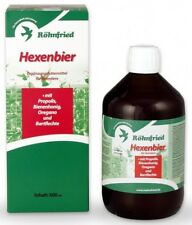 Rohnfried Hexenbier 500ml, For Racing Pigeons, Stanima, Immune system, Moulting
